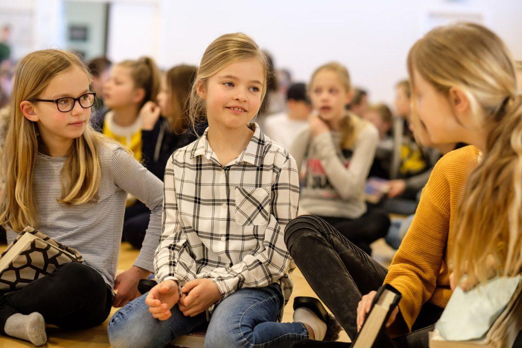 Vi inviterer til Åben skole d. 7. november klokken 16 - 18.